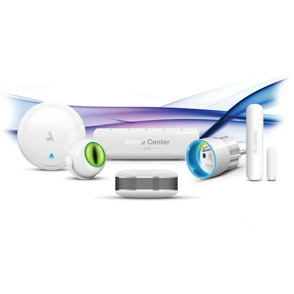 smart home from fibaro austria