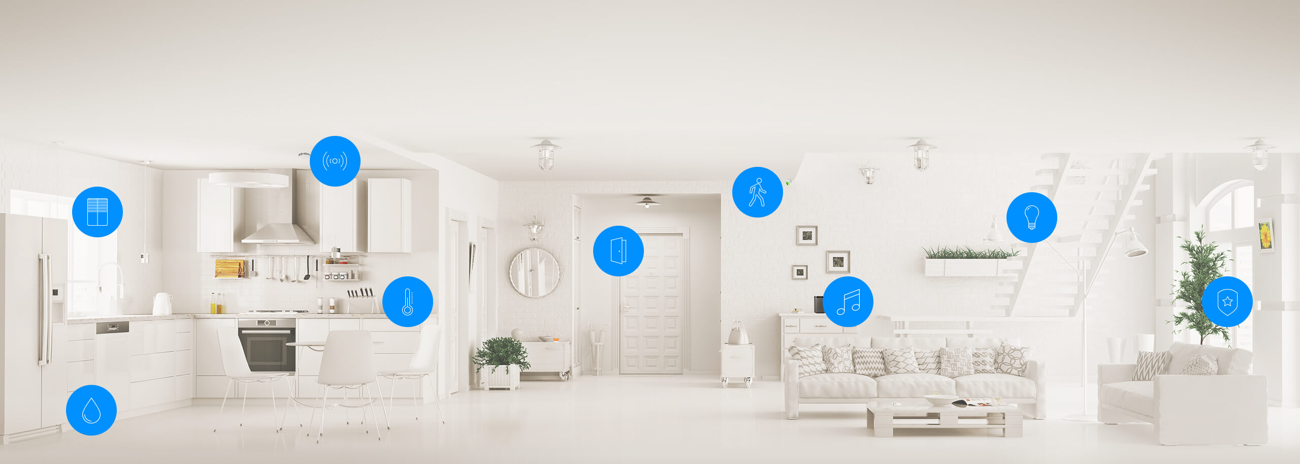 Building a smart home with fibaro